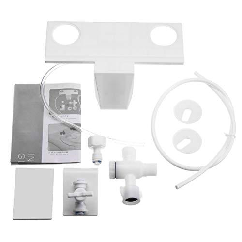 Toilette Bidet Süßwasser Sprühdüse WC-Sitzzubehör Handbetrieb Nichtelektrische Badezimmer Shattaf Kit