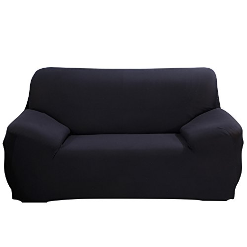 Funda elástica de tela para sofás