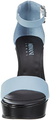 Armani - 9251527p546, Sandali Donna Blau (new Light Blue)