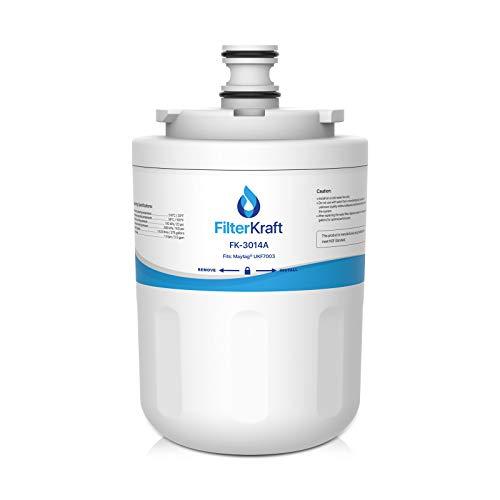 FilterKraft FK-3014A Kompatible Wasserfilter-Kartusche, Ersatz für Maytag Jenn-Air PUR PuriClean UKF7003; Beko AP930; EDR7D1; Lamona HJA6100; Leisure APL13963B (1) - Jenn-air-ersatz