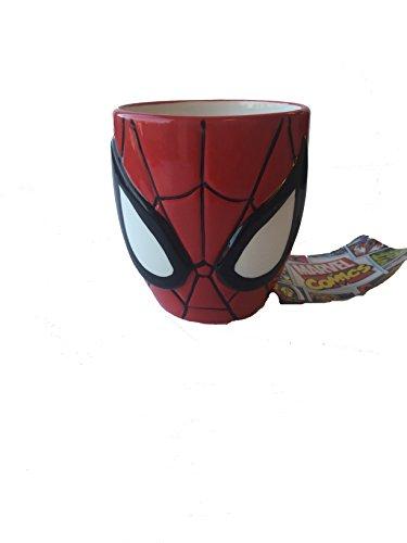 Marvel EXCLUSIVE Spiderman 3D Ceramic Mug …