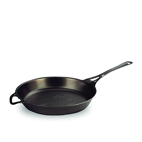 "AUS-ION Skillet, 12.5"" (32cm),100-Percent Made in Sydney, 3mm Australian Iron, Commercial Grade Cookware"