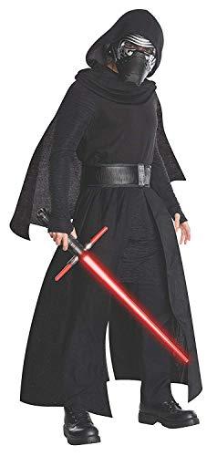 Generique - Kylo Ren-Kostüm für Erwachsene - Star Wars VII Deluxe - Kylo Ren Kostüm Deluxe
