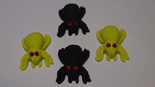 een Essbar Cupcake Kuchen Topper Trick or Treat Party Decor, scary Monster Geburtstag Party ()