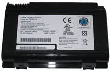 Batterie Pc Portables compatible FUJITSU E780 - 5200mAh