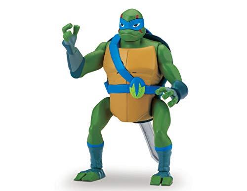 Teenage Mutant Ninja Turtles tuab2100die Rise Deluxe Action Figuren–Leonardo Backflip Attack