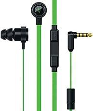 Razer RZ04-01730100-R3U1 Hammerhead Pro V2 Analog Gaming and Music in-Ear Headset
