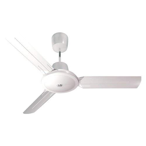 Vortice 61751 Ventilatore da soffitto reversibile Nordik Evolution R, 120 cm, 70...