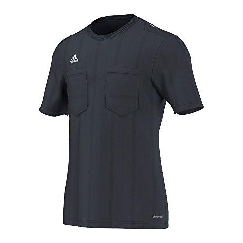 adidas Herren T-shirt UCL REF Jersey, Schwarz / Weiß, S, 4055015663289