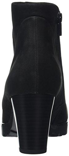 Gabor Comfort Sport, Bottes Classiques Femme Noir (Schwarz (Micro) 47)