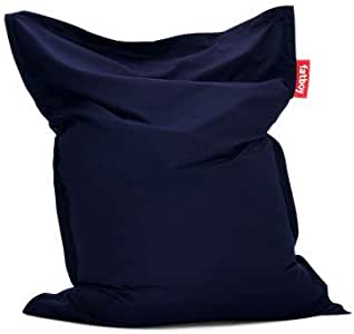 Navy Blue Pouf Classico per Esterni Fatboy/® Original Outdoor Beanbag//Poltrona a Sacco 180 x 140 cm Blu Marino Cuscino di Seduta