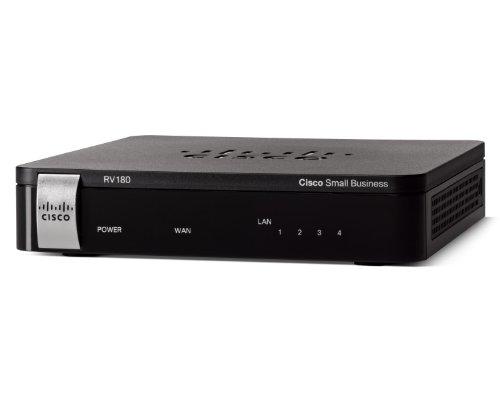 Cisco RV180-K9-G5 RV180 VPN Firewall old SKU RVS4000-EU