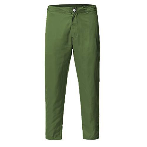 Setsail Art und WeiseHerren nehHerren Reine Farben-Verband beiläufige Smart-Pants Drawstring-Hosen ab Denim Drawstring Capris