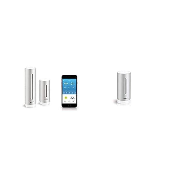 Netatmo-Stazione-Meteo-con-Sensore-Esterno-Wireless