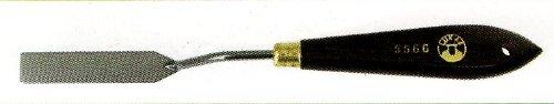 Lukas Malmesser 5566, Spachtel zum Farbauftrag, Klinge 6cm eckig