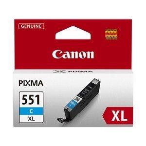 Inkjetpatrone CLI-551XL, Inhalt 11ml, 700Seiten, cyan - Pixma 6320