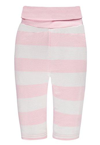 Steiff Baby-Mädchen Hose Jogginghose, Rosa (Barely Pink 2560), 86