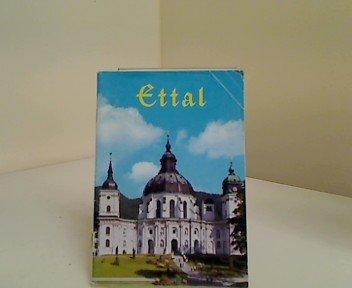 Das Münster Unserer Lieben Frau zu Ettal. (Brücke Zu Unserer Liebe)