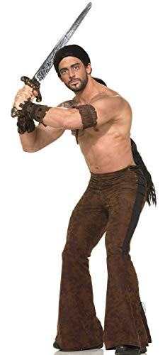 Forum Novelties Mittelalter Krieger Kostüm