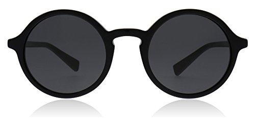 DOLCE & GABBNA 0DG4342 Sonnenbrille, Schwarz, 49 mm
