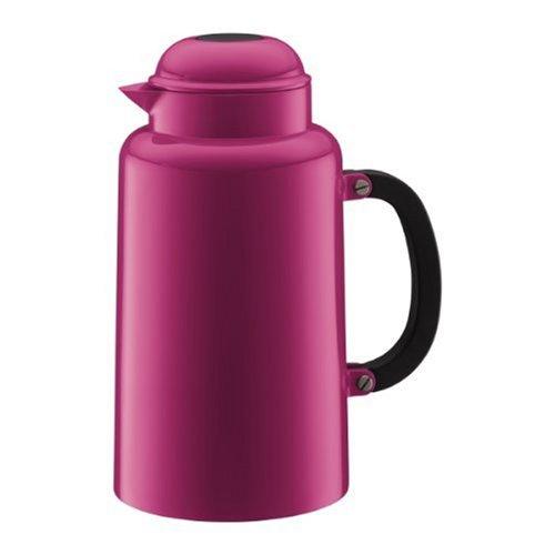 Bodum Chambord Thermo Jug, Pink, 1.0 l, 34 oz