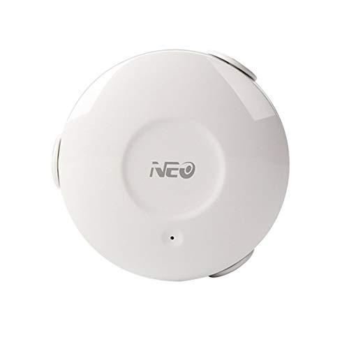 NAS-WS02W Intelligenter Wassersensor WiFi Flood Sensor Alarm System Lecksucher Alarm System-sensoren