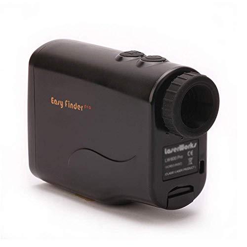 YUI Laser Range Finder Handheld Outdoor Electronic Measuring Scale Golf 600m PRO Einzelzylinder (Laser Target Electronic)