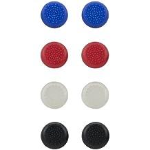 Speedlink Analogstick-Aufsätze für PS4 - STIX Controller Cap Set (Perfekte Kontrolle der Analogsticks - Optimierte Ergonomie - Einfach aufzustecken und jederzeit abnehmbar) 4 Farben zur Individualisierung des Controllers mehrfarbig