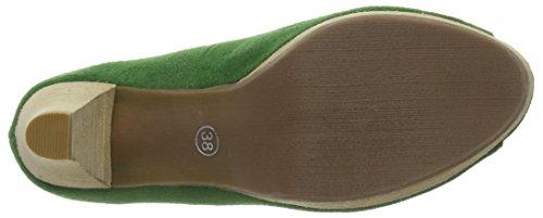 Andrea Conti - 0733109, Scarpe col tacco Donna Verde (vert (grasgrün 199))