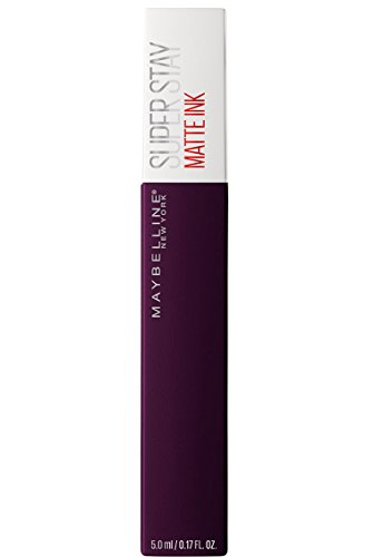 Maybelline New York Superstay Matte Ink Rossetto Matte Liquido Tinta Labbra a Lunga Tenuta, 45 Escapist
