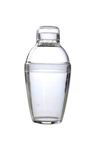 Fineline Einstellungen quenchers transparent 7oz Cocktail Shaker 24Stücke von quenchers -