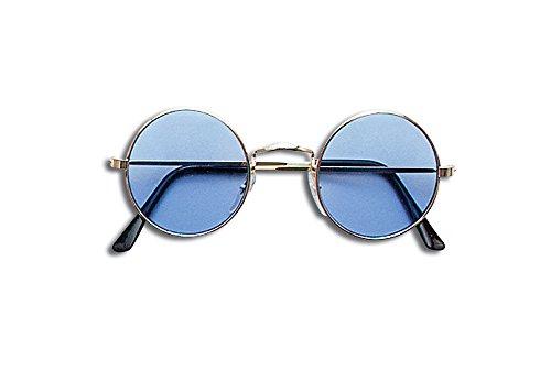 Hippie Glasses (BLUE) (accesorio de disfraz)