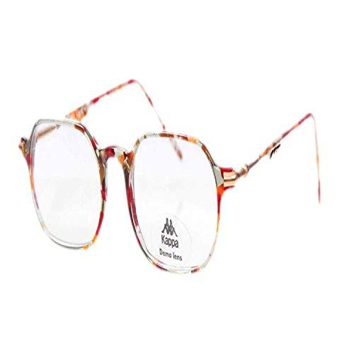 Kappa Brille Sichtbrille Glasses Occhiali Gafas Vintage 0855 15309 ON, mehrfarbig