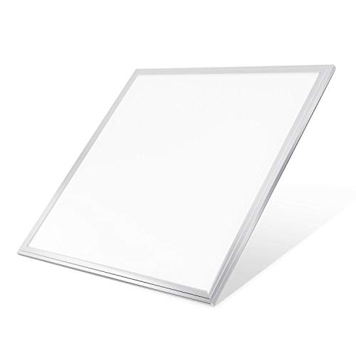 Aigostar 175405 - LED E5 40W, panel light encastrable de techo cuadrado,...