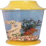 Pennine große mit Deckel Fischglas -