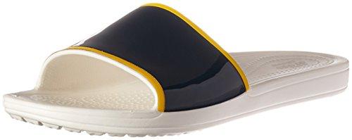 Crocs Women's Drew X Sloane Slide Sandal