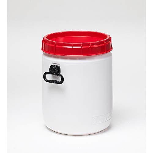Tonnelet extra-large - capacité 34 l - 1 pièce et plus - fûts Conteneur en plastique Conteneurs en plastique Cuve Cuves Fût Fût cuve et tonnelet Fûts Fûts cuves et tonnelets Tonnelet Tonnelets