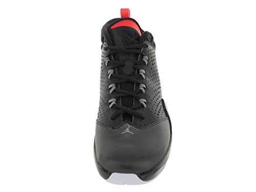 Nike Jordan Flight Time 14.5 Basketball Shoe Black/Cool Grey/Infrrd 23/Wht