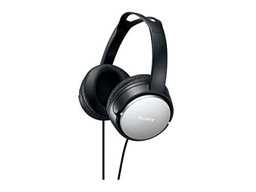 Sony 40mm Driver Unit Closed-type Headphones - MDR-XD150/B Black  available at amazon for Rs.4924