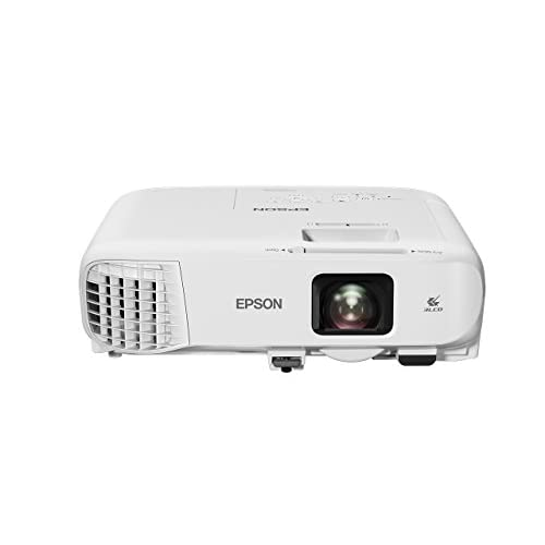 31e OcdxeBL. SS500  - Epson V11H874041 4400 Lumens 3LCD Projector with Standard Lens - White
