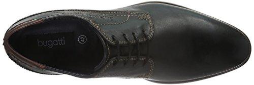 Bugatti 312167011100, Derby homme Schwarz (schwarz 1000)
