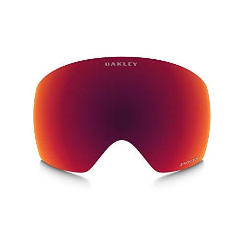 Oakley Flight Deck-Maske Wechselgläser Erwachsene, Rot