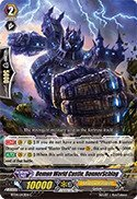 Cardfight!! Vanguard TCG - Demon World Castle, DonnerSchlag (BT04/043EN) - Eclipse of Illusionary Shadows by Bushiroad Inc.