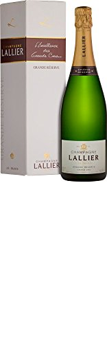 Champagne Lallier Grand Cru Grande Réserve Brut (in Gift Box) Nv. Champagne, France. (pinot Noir, Chardonnay) 6 X 75cl