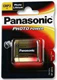Dynamische Leistung PANASONIC - CRP2P - Akku, 1 Stück - CRP2P 6 V LITHIUM PHOTO