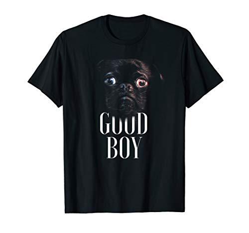 Kostüm Coole Hunde Für - Hundegesicht Good Boy Kostüm Cooles Hund Halloween Outfit T-Shirt