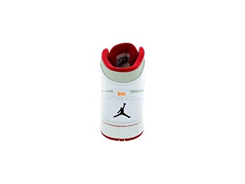 Nike - Air Jordan 1 Mid Wb Bg, Scarpe sportive Bambino Multicolore