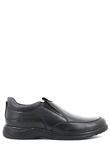 Lumberjack , Chaussures de ville à lacets pour homme Noir