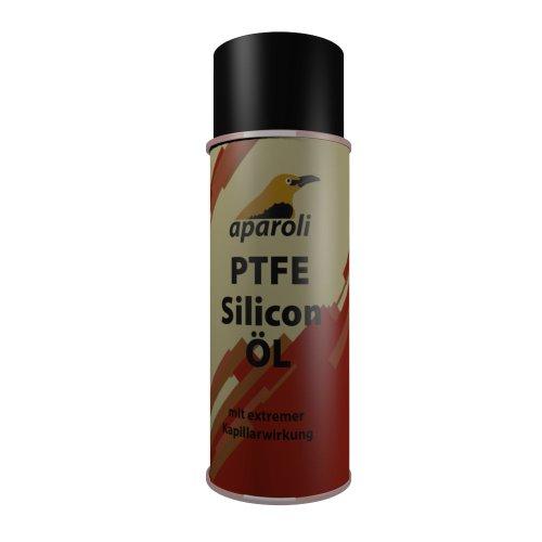 Preisvergleich Produktbild Aparoli 841544 PTFE Siliconöl Gleitmittel mit extrem hoher Kapillarwirkung und Trennkraft, 400 ml