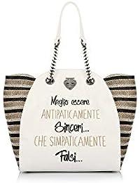 08916cc296 Amazon.it: LE PANDORINE - Donna / Borse: Scarpe e borse